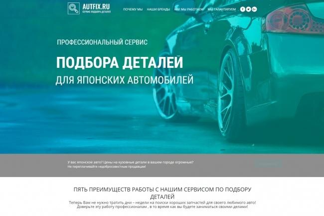 Интернет-магазин на WordPress - под ключ 4 - kwork.ru