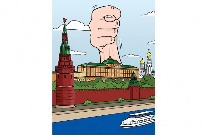 Нарисую для Вас иллюстрации в жанре карикатуры 61 - kwork.ru