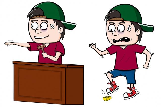 Нарисую для Вас иллюстрации в жанре карикатуры 72 - kwork.ru