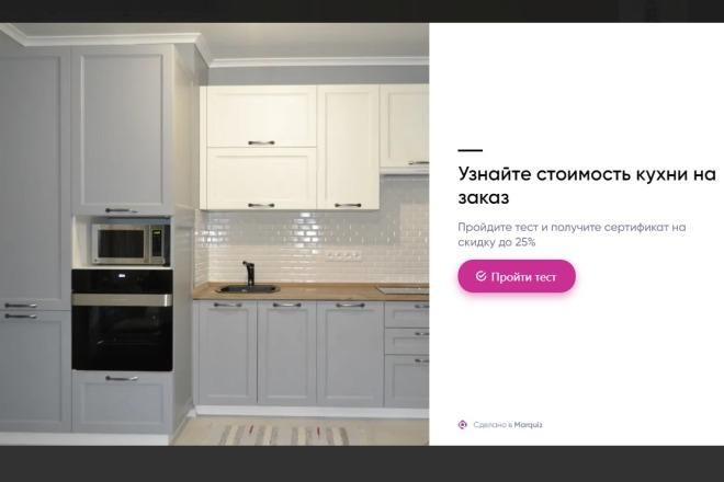 Копирование лендингов, настройка форм, корзины, правки, виджеты 9 - kwork.ru
