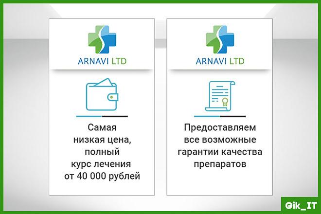 Создам привлекательный html5 баннер 10 - kwork.ru