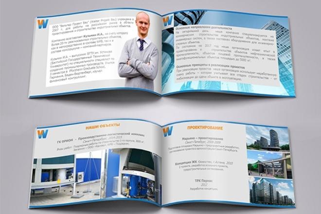 Листовки, флаеры, брошюры 12 - kwork.ru