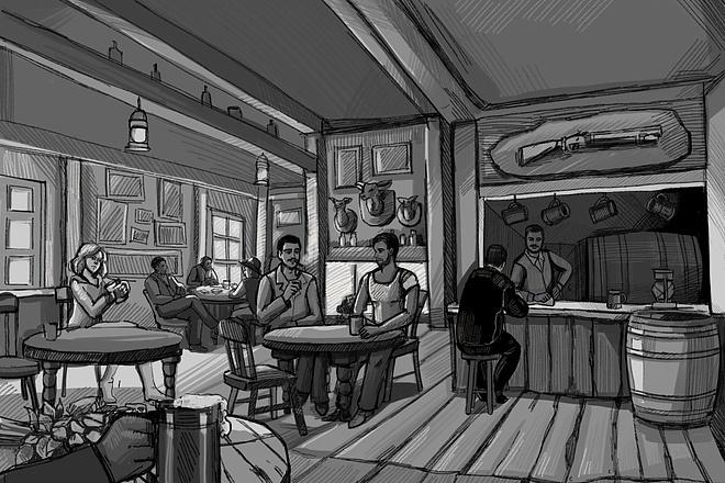 Нарисую персонажа, иллюстрацию 6 - kwork.ru