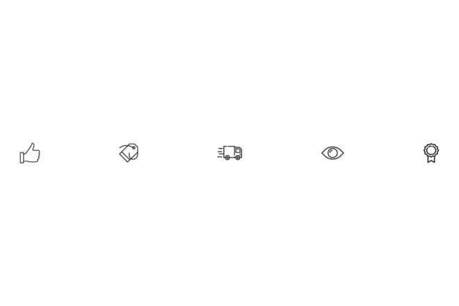 Создам 4 иконки в любом стиле, для лендинга, сайта или приложения 38 - kwork.ru