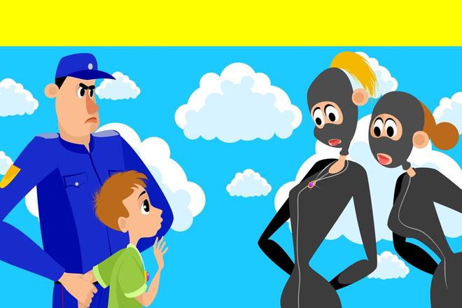 Иллюстрации, рисунки, комиксы 8 - kwork.ru
