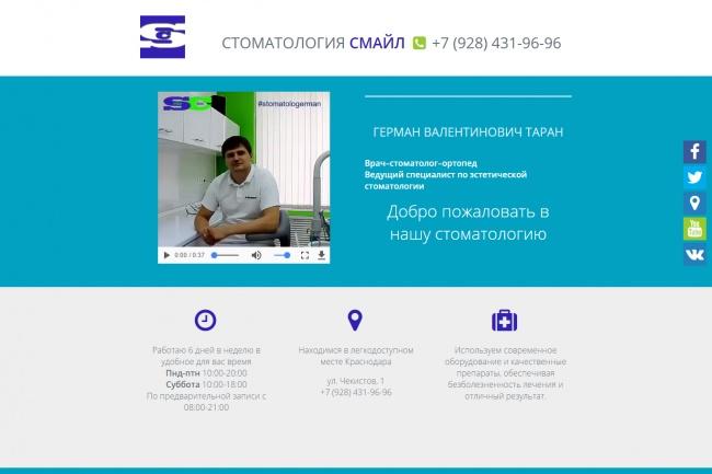 Создам простой сайт на Joomla 3 под ключ 44 - kwork.ru