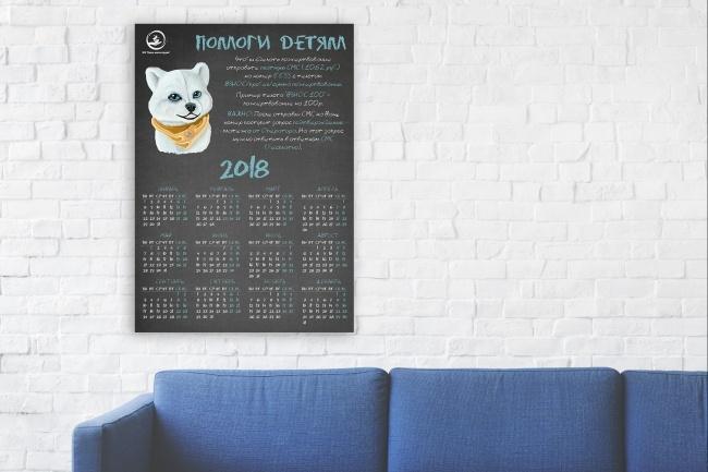 Разработаю дизайна постера, плаката, афиши 38 - kwork.ru