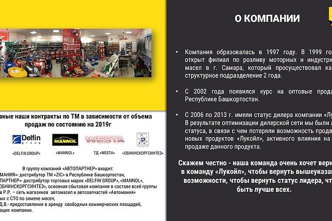 Презентация в PowerPoint. Выполню работу за Вас. Быстро и качественно 11 - kwork.ru