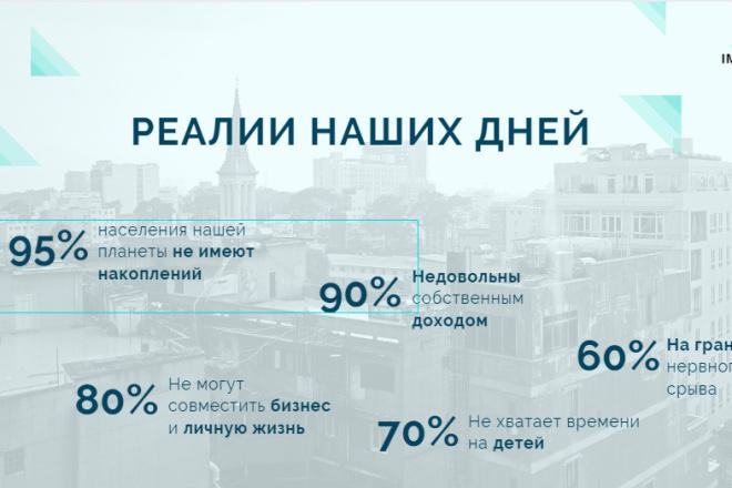 Создам презентацию на любую тему. От 5 до 50 слайдов 18 - kwork.ru