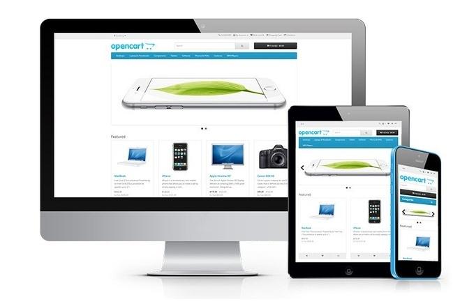 Сделаю интернет-магазин на CMS OpenCart, OcStore под ключ 98 - kwork.ru