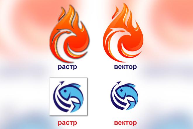 Отрисовка в векторе, формат Coreldraw, по рисунку, фото, сканированию 33 - kwork.ru