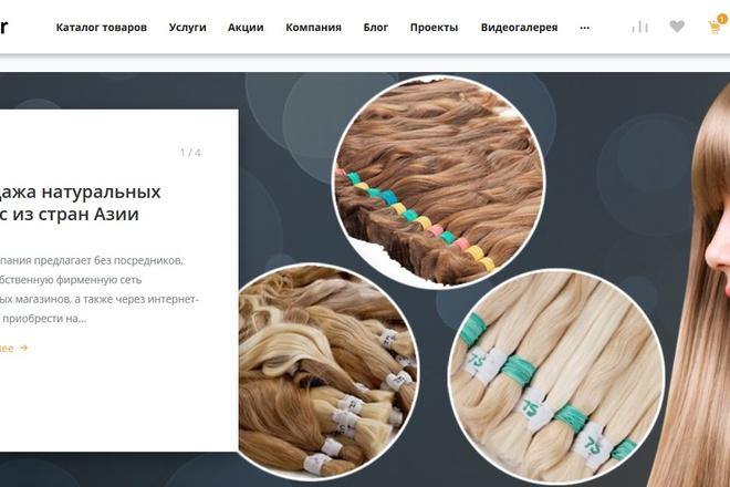 Разработаю Интернет-магазин на Битрикс 16 - kwork.ru