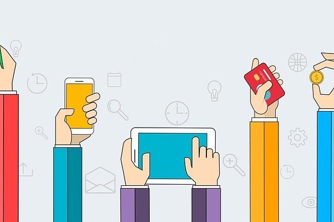 Шаблон SEO и агентства цифрового маркетинга с визуальным редактором 3 - kwork.ru