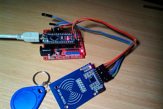 Напишу и протестирую скетч для Arduino 12 - kwork.ru