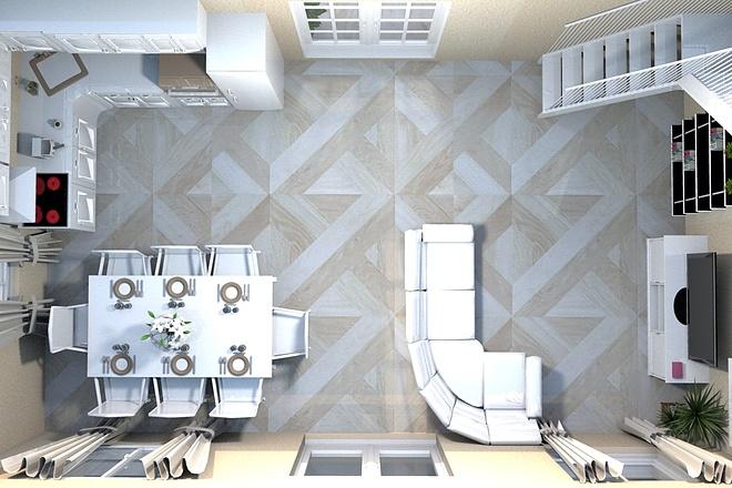 Создание 3d домов 9 - kwork.ru