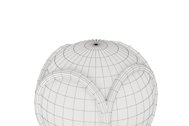 Создание 3D модели с визуализацией 108 - kwork.ru