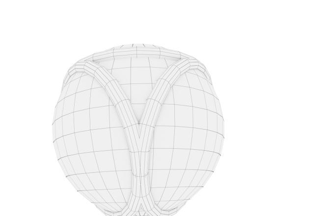 Создание 3D модели с визуализацией 107 - kwork.ru