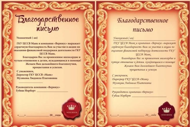 Выполню 2 варианта флаера, листовки 1 - kwork.ru