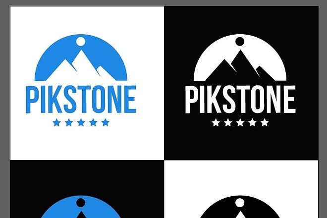 Создам логотип для вас или вашего бизнеса 1 - kwork.ru