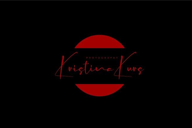 Создам элегантный шрифтовой логотип 66 - kwork.ru