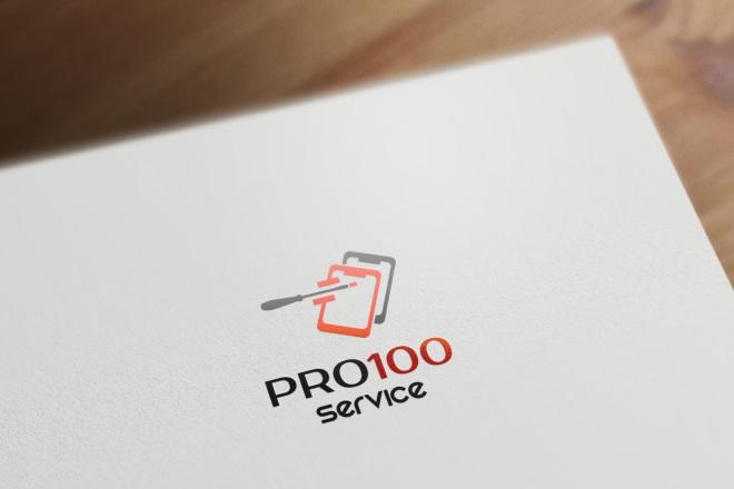 Разработаю дизайн логотипа 20 - kwork.ru