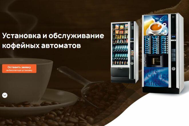 Скопировать Landing page, одностраничный сайт, посадочную страницу 63 - kwork.ru