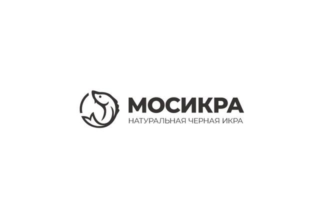 2 эффектных минималистичных лого, которые запомнятся 28 - kwork.ru