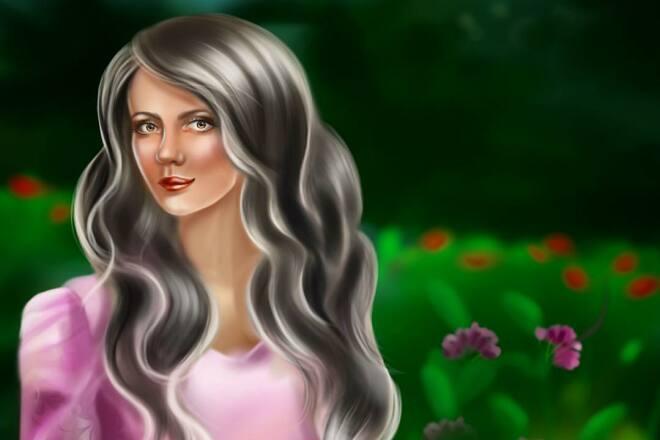 Разработаю для вас персонажа. Для книги, игры, рекламы, блога 17 - kwork.ru