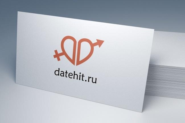 Уникальный логотип. 2 варианта. Качественно и профессионально 33 - kwork.ru