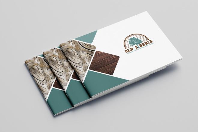 Дизайн меню, каталога, журнала 16 - kwork.ru