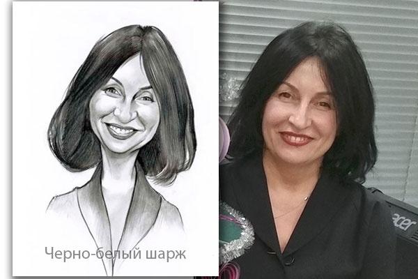 Нарисую шарж 8 - kwork.ru