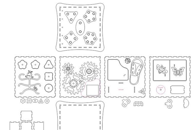 Работа в Corel Draw. Правка, корректировка, отрисовка 3 - kwork.ru