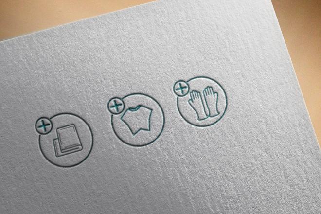 Создам 6 иконок 60 - kwork.ru