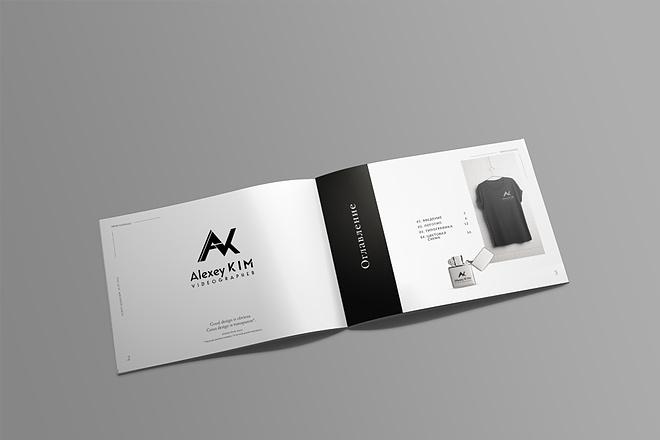 Разработка уникального логотипа 5 - kwork.ru