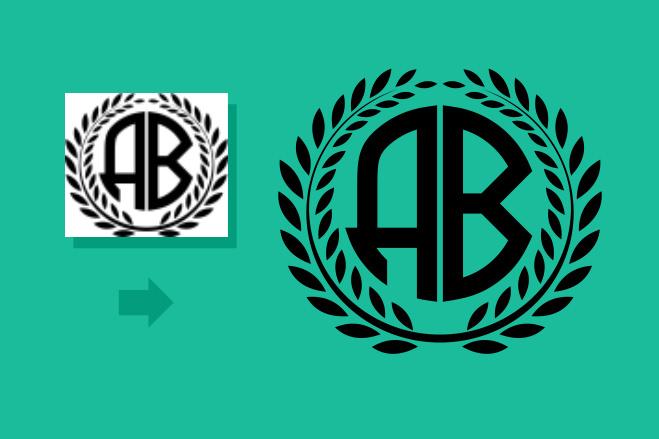 Качественный лого по вашему рисунку. Ваш логотип в векторе 90 - kwork.ru
