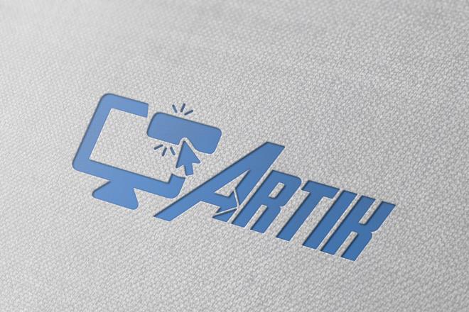 Разработаю 3 варианта модерн логотипа 68 - kwork.ru