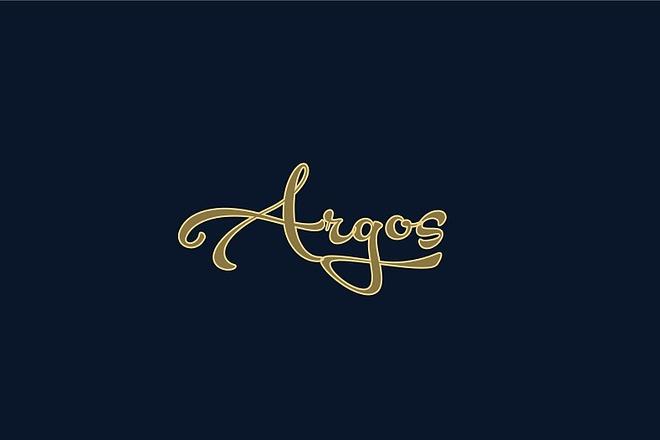 Создам элегантный шрифтовой логотип 38 - kwork.ru