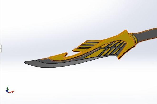 Создам 3D модель в SolidWorks. Для ЧПУ фрезера лазера или 3D Принтера 3 - kwork.ru