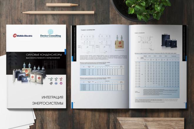Дизайн меню, каталога, журнала 17 - kwork.ru