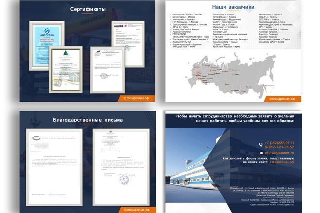 Сделаю презентацию в MS PowerPoint 93 - kwork.ru