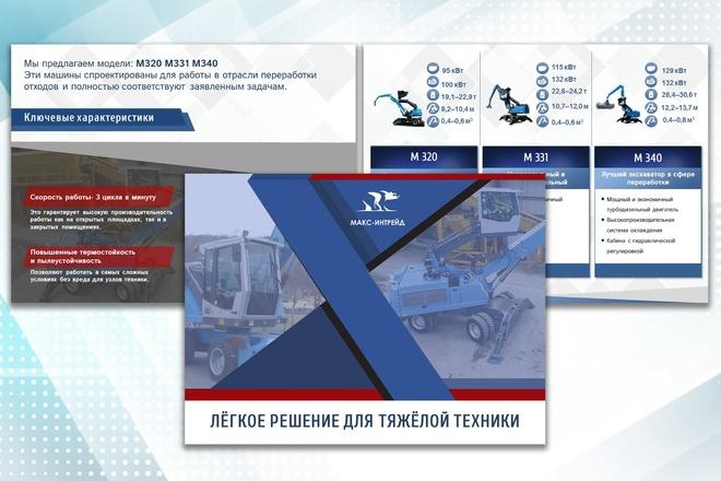Сделаю презентацию в MS PowerPoint 87 - kwork.ru