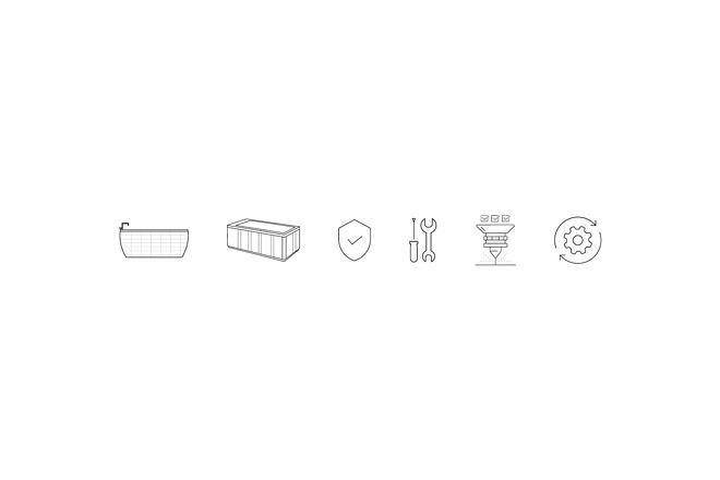 Создам 4 иконки в любом стиле, для лендинга, сайта или приложения 14 - kwork.ru