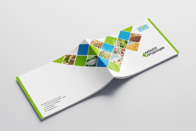 Дизайн меню, каталога, журнала 18 - kwork.ru