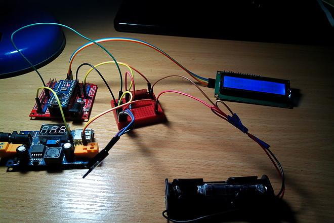 Напишу и протестирую скетч для Arduino 17 - kwork.ru