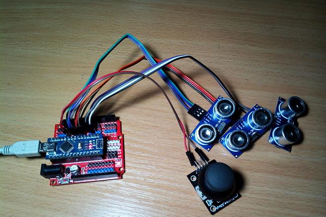 Напишу и протестирую скетч для Arduino 10 - kwork.ru