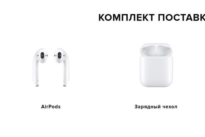 Верстка одного блока для лендинга 2 - kwork.ru