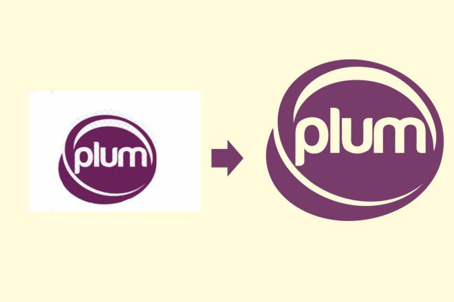 Отрисовка логотипа в векторе 7 - kwork.ru