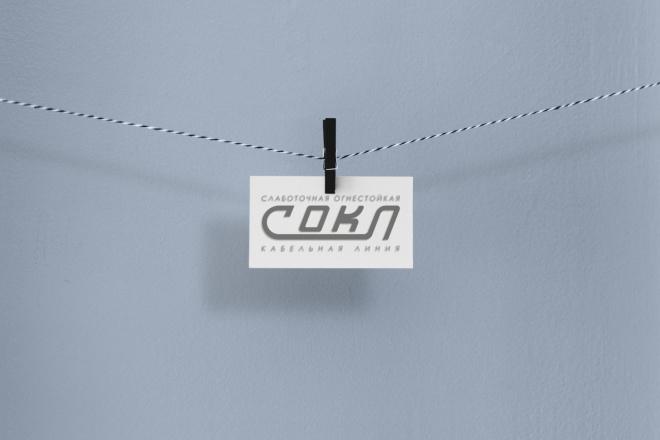 Нарисую логотип в векторе по вашему эскизу 45 - kwork.ru