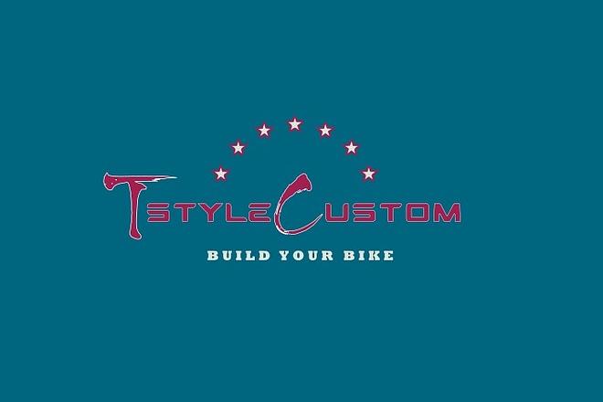 Создам элегантный шрифтовой логотип 115 - kwork.ru