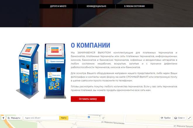 Сделаю продающий Лендинг для Вашего бизнеса 16 - kwork.ru